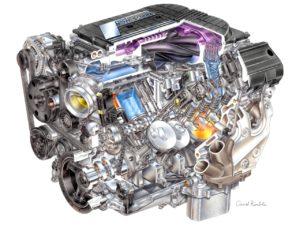 2015 Corvette  LT4