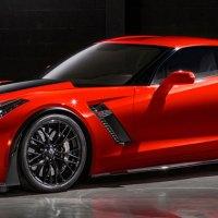 C& ZO6 Corvette