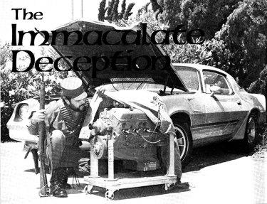 car craft camaro