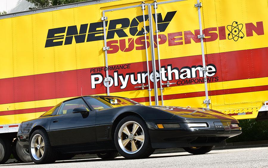 Alternate Supercars Energy Suspension C4 Corvette Upgrade