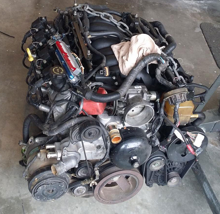 LS1 engine