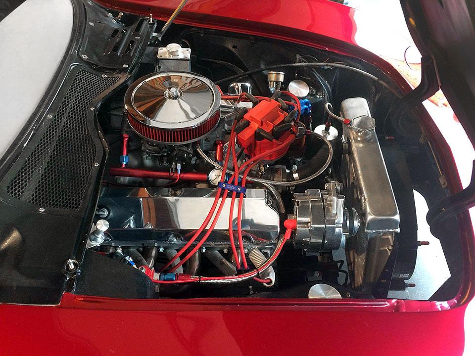 V8 Opel GT