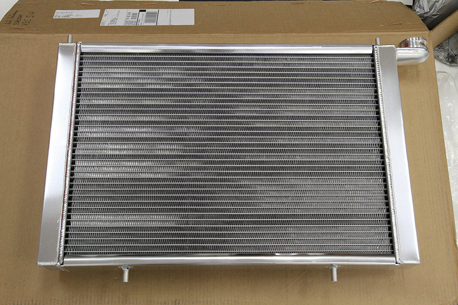 Hinson radiator kit