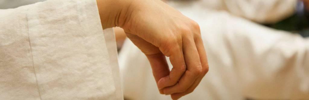 Taiji hånd