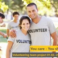 {:en}You care - you share 2.0: Volunteering project  Ukraine{:}{:lv}YOU CARE - YOU SHARE 2.0: aicinam brīvprātīgos dalībai projektā Ukrainā{:}{:ru}Волонтеры на благотворительный проект{:}