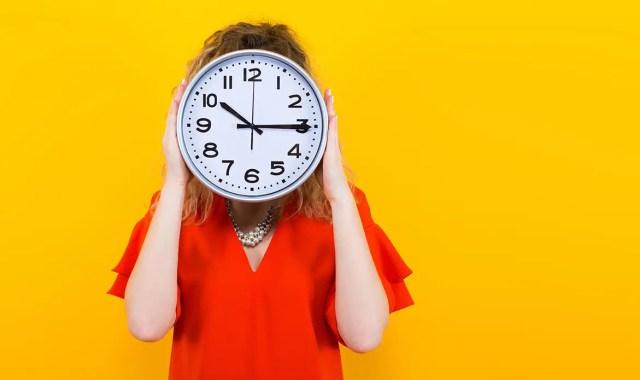 routine saine en télétravail horaires