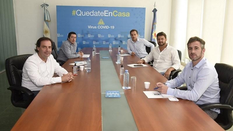 El consorcio de municipios Región Norte 2 se reunió para coordinar acciones conjuntas en la lucha contra el coronavirus
