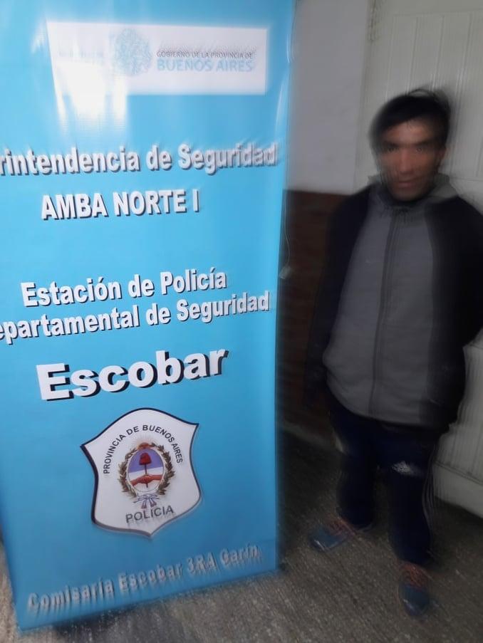 Detienen a una peligrosa banda de delincuentes que cometía robos en Garín