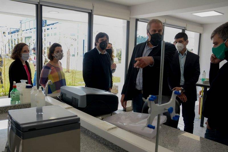 La Provincia incorpora dos nuevos Laboratorios de Universidades Nacionales a su red de diagnóstico de Covid – 19