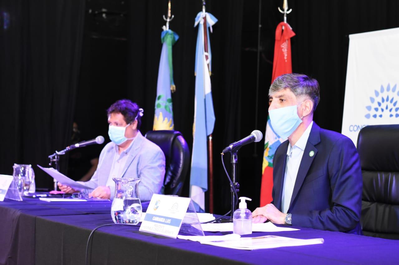 EL HCD de Escobar creó la Comisión Mixta para el Desarrollo Sostenible y Estratégico del Partido