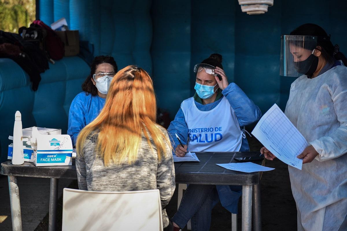 Coronavirus: Municipio, Provincia y Nación desarrollaron el Plan DetectAR en el barrio Obejero de Maquinista Savio