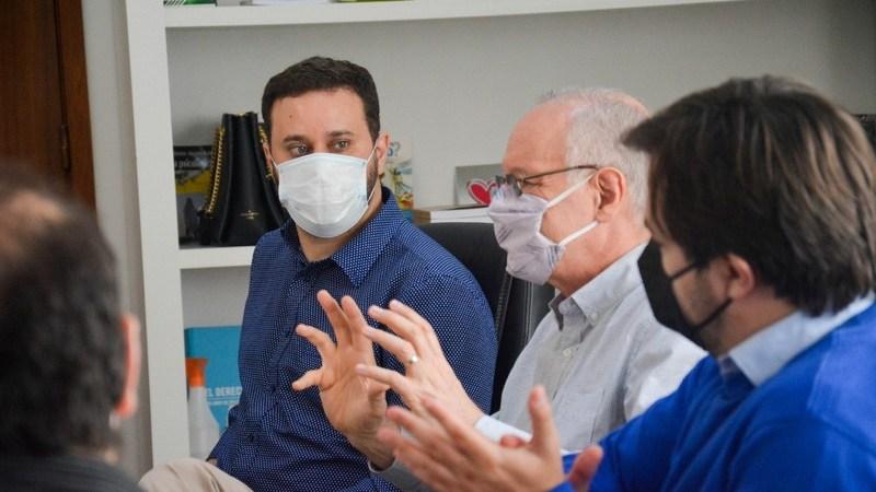 Continúa el trabajo sobre las agendas de Salud Digital y Salud Pospandemia