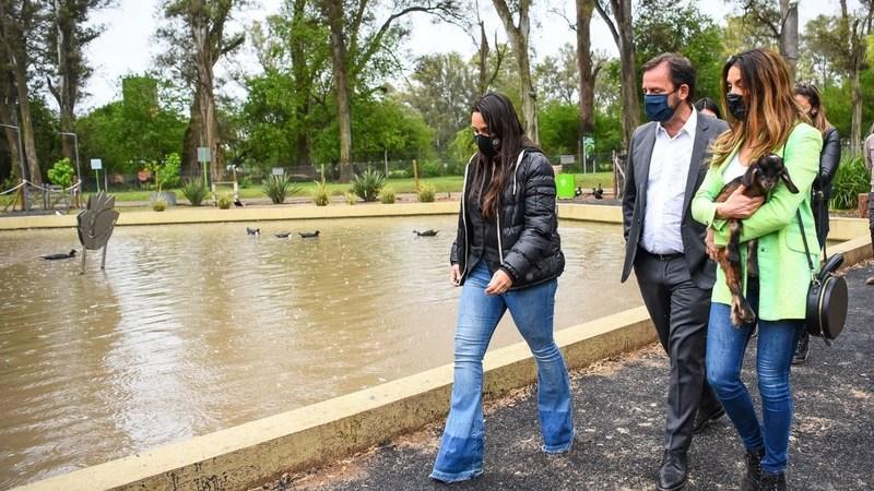 Ariel Sujarchuk mantuvo una reunión de trabajo con la secretaria de Promoción Turística de la Nación, Yanina Martínez, para potenciar los atractivos del partido de Escobar