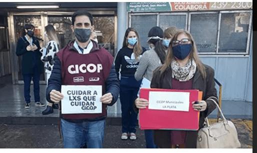 La Provincia pide diálogo ante el Paro dispuesto por la CICOP