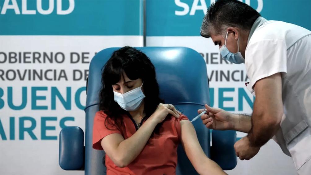 Comienza la campaña de vacunación con la segunda dosis de la Sputnik V
