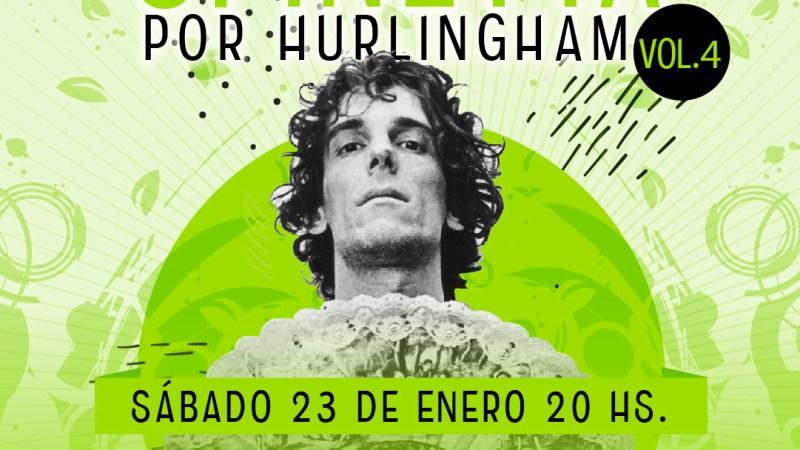 """El Municipio de Hurlingham transmitirá un evento homenaje a """"El Flaco"""" Spinetta protagonizado por músicos locales"""