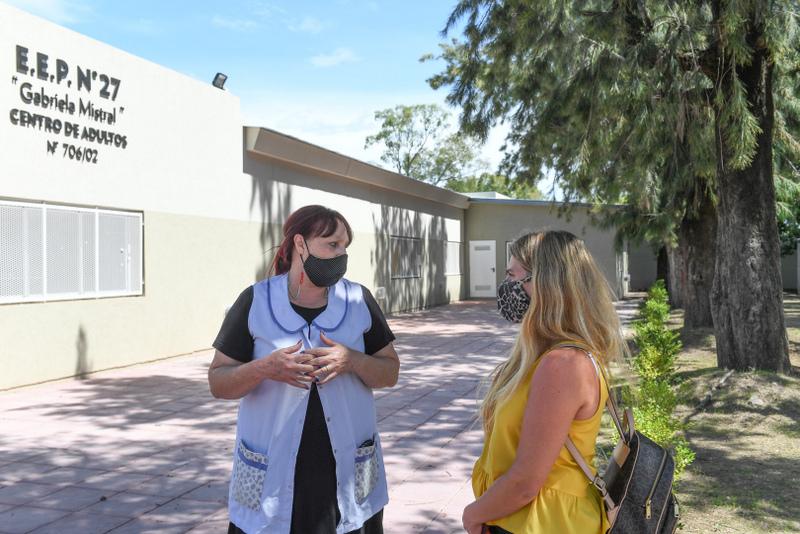El Municipio de San Fernando sanitiza escuelas contra el covid-19 previo al inicio de clases