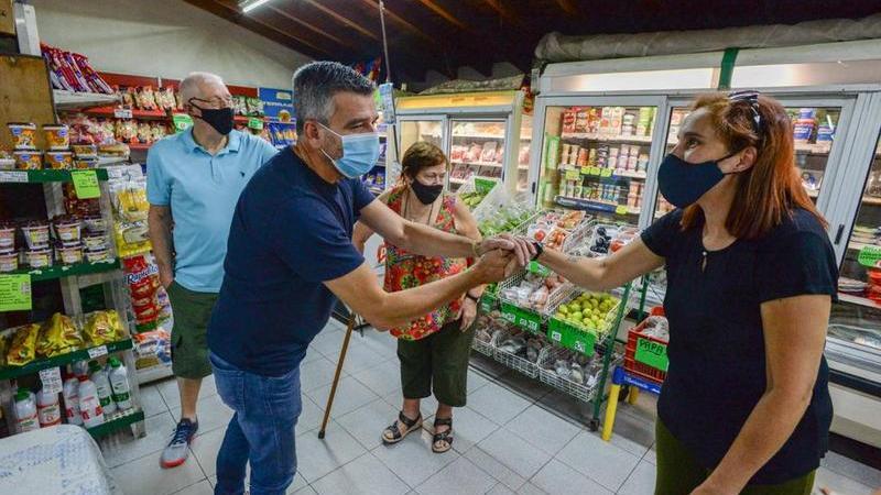 "Zabaleta relanzó el programa de precios ""Canasta Popular"""