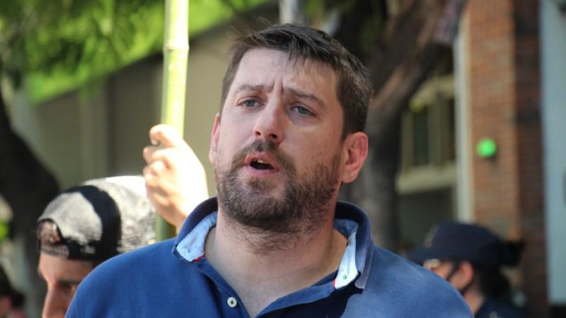 """Pablo Ochoa: """"Expresamos nuestro integro apoyo a las últimas medidas dictadas por el Presidente Alberto Fernández""""."""