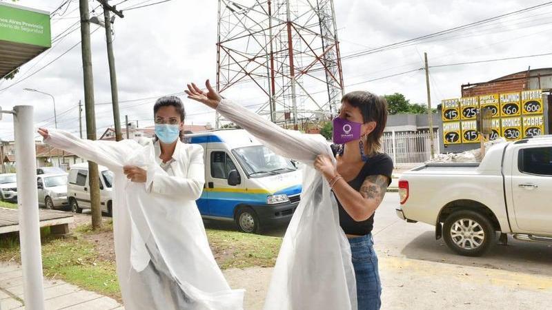 PAMI continuó la campaña de Vacunación en Residencias de Mar del Plata , Quilmes, Berazategui y Hurlingham