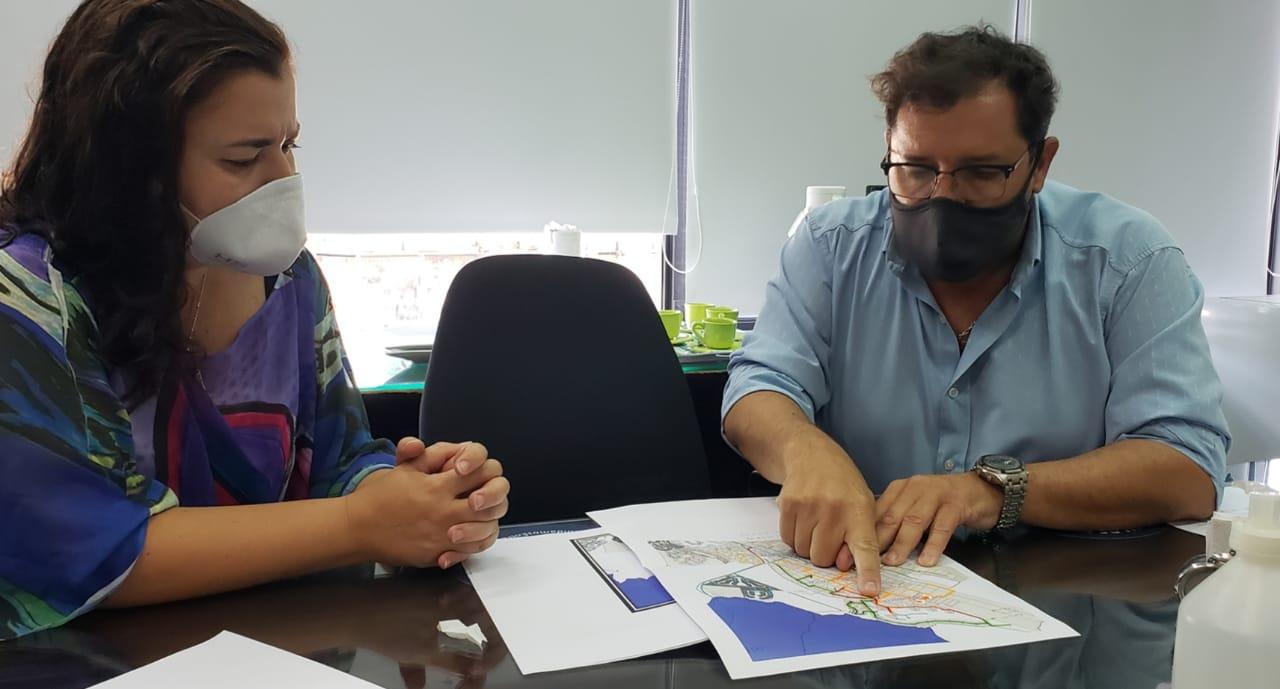 Escobar exige a Edenor por los constanes cortes y baja de tensión en el servicio