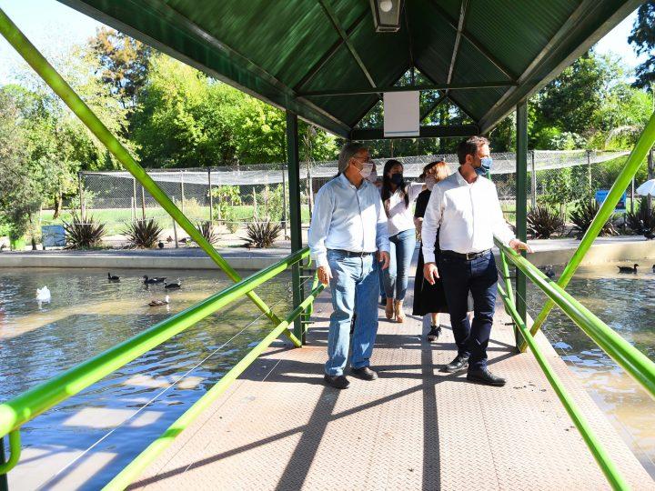 El intendente Ariel Sujarchuk inauguró la nueva oficina del INTA en el partido de Escobar