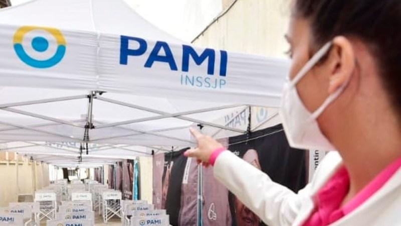 PAMI vacunó a más de 10.000 personas contra el Covid-19 en sus centros de la Ciudad de Buenos Aires