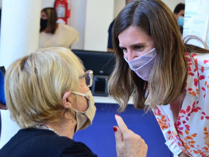 """Raverta: """" Con la nueva ley, 130 mil Jubilados y Jubiladas dejarán de abonar Ganancias"""""""