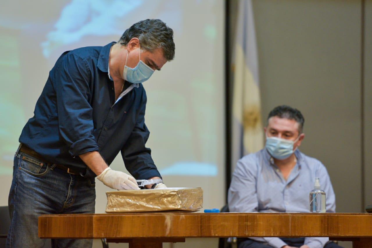 Se licitaron obras de cloacas que beneficiarán a miles de vecinos de William Morris