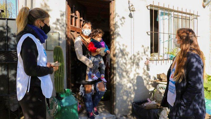 Jornada de limpieza y concientización ciudadana para la higiene urbana y el medio ambiente en Barrio Norte