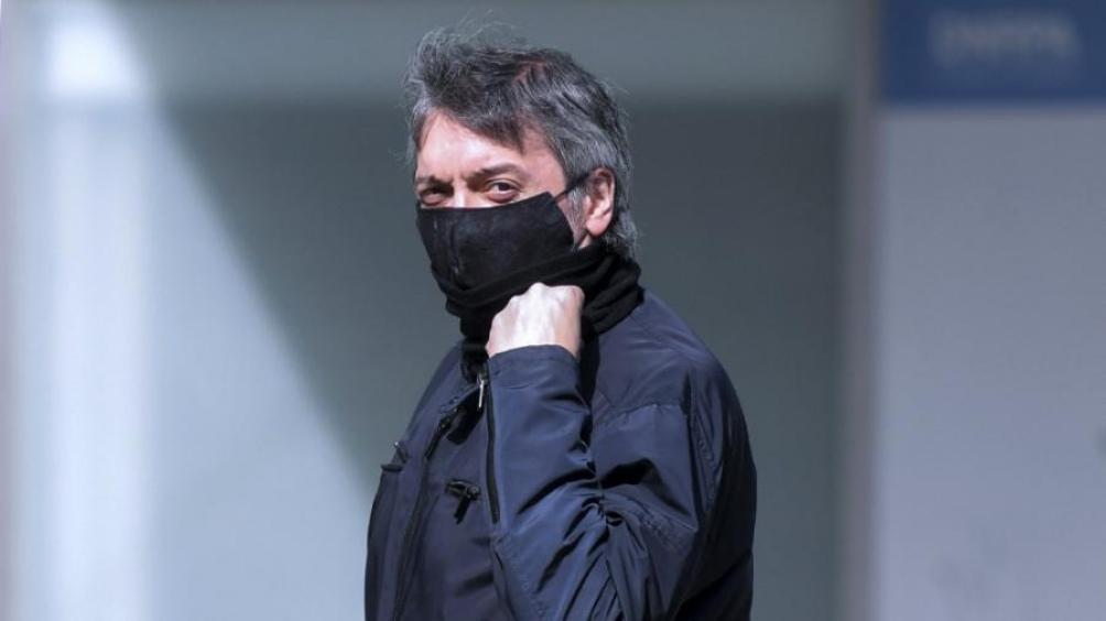 Máximo Kirchner está internado por un posible cólico renal