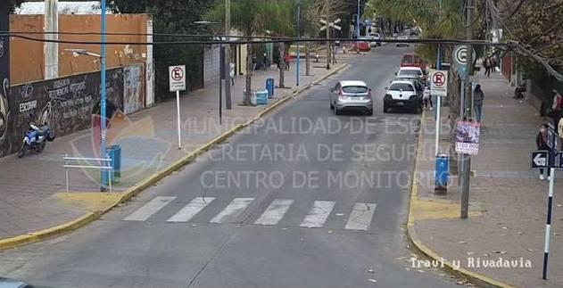 Belén de Escobar, robó un celular y salió corriendo, tras gran persecución se logró su detención