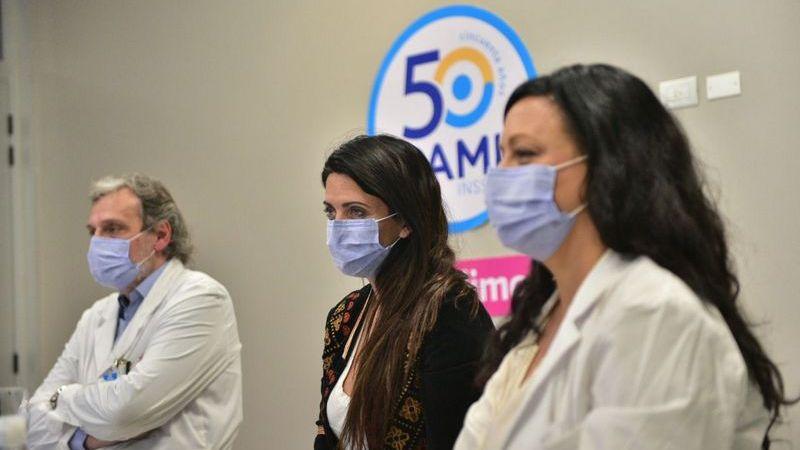 PAMI adquiere un Tomógrafo de última Generación e inaugura un Centro de Endoscopía para fortalecer el sistema de Salud