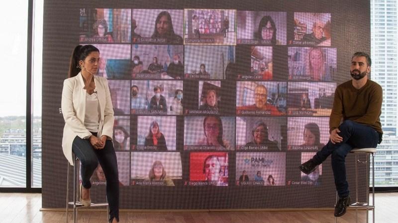 PAMI lanzó una nueva plataforma con 7000 Talleres y Cursos Universitarios gratuitos para personas mayores