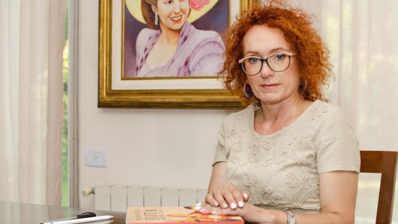 """Gladys Pollán: """"Los Peronistas somos como gatos: cuando parece que nos peleamos nos estamos reproduciendo"""""""