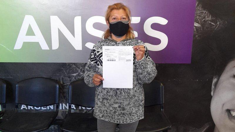 La ANSES inició el Primer Trámite Jubilatorio por Tareas de Cuidado