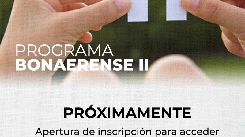 Exaltación, se abrirá la inscripción al Programa Bonarense II, que dará solución habitacional a 104 familias del partido.