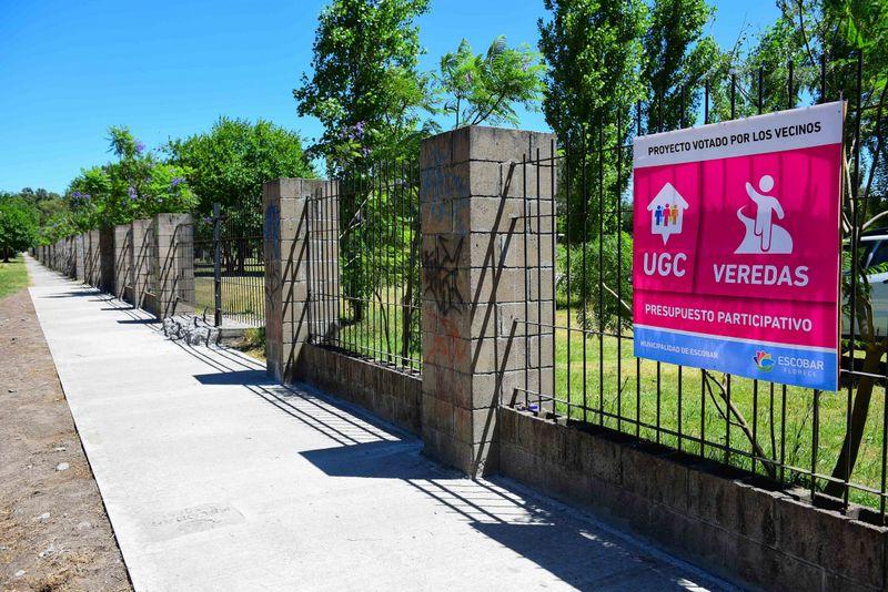 Presupuesto Participativo: la Municipalidad de Escobar presentó los proyectos ganadores