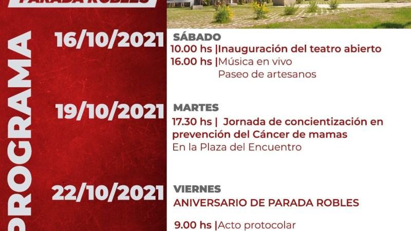 81° Aniversario de Parada Robles
