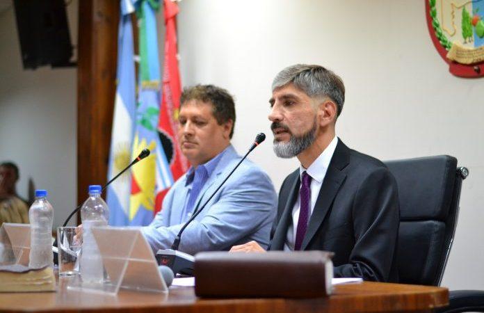 HCD de Escobar, la Septima Sesión Ordinaria se realizará en el Concejo Deliberante