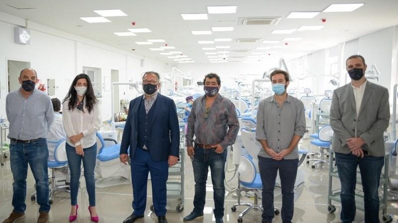 PAMI incorpora como prestador a la Facultad de Odontología de la UBA