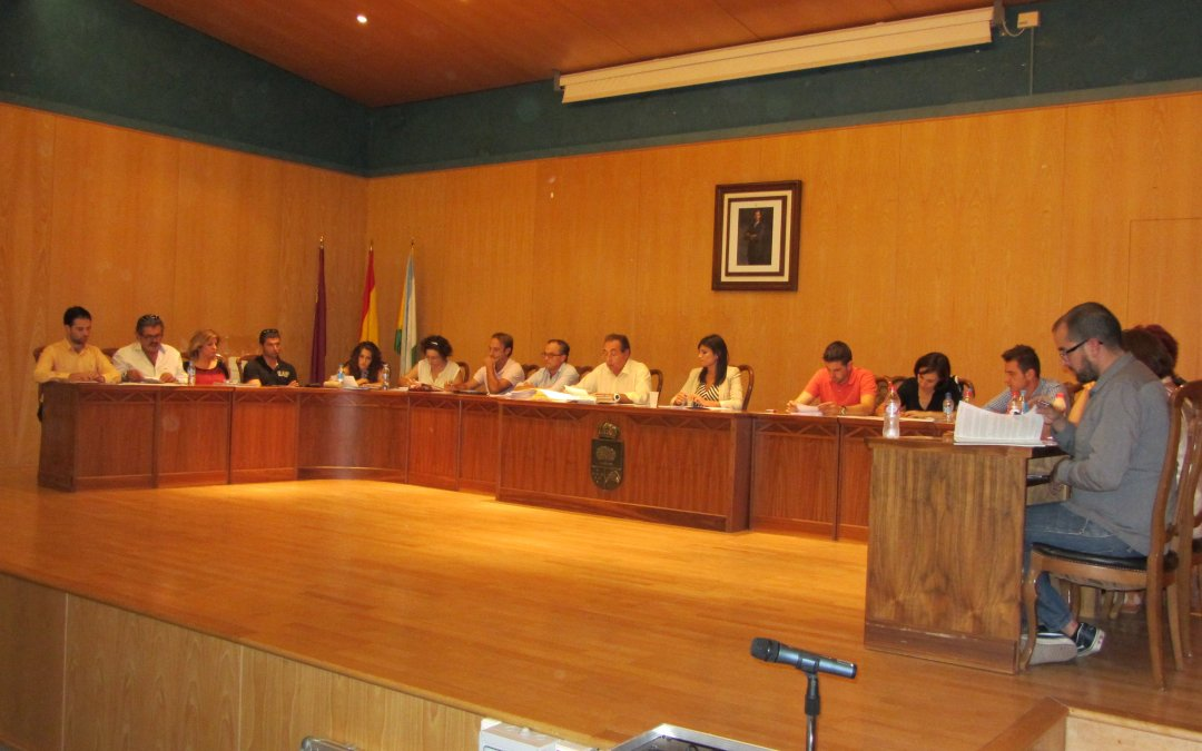 Resumen del Pleno Municipal 17/9/2015