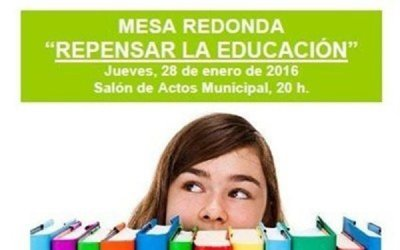El debate educativo en Santomera