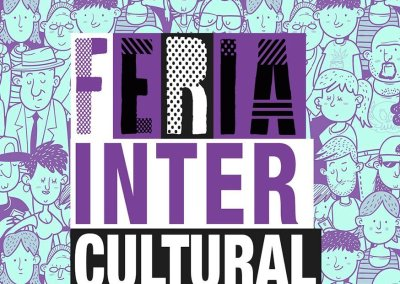 8 de junio. Feria intercultural