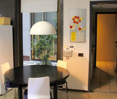 table chairs and kitchen ACYH