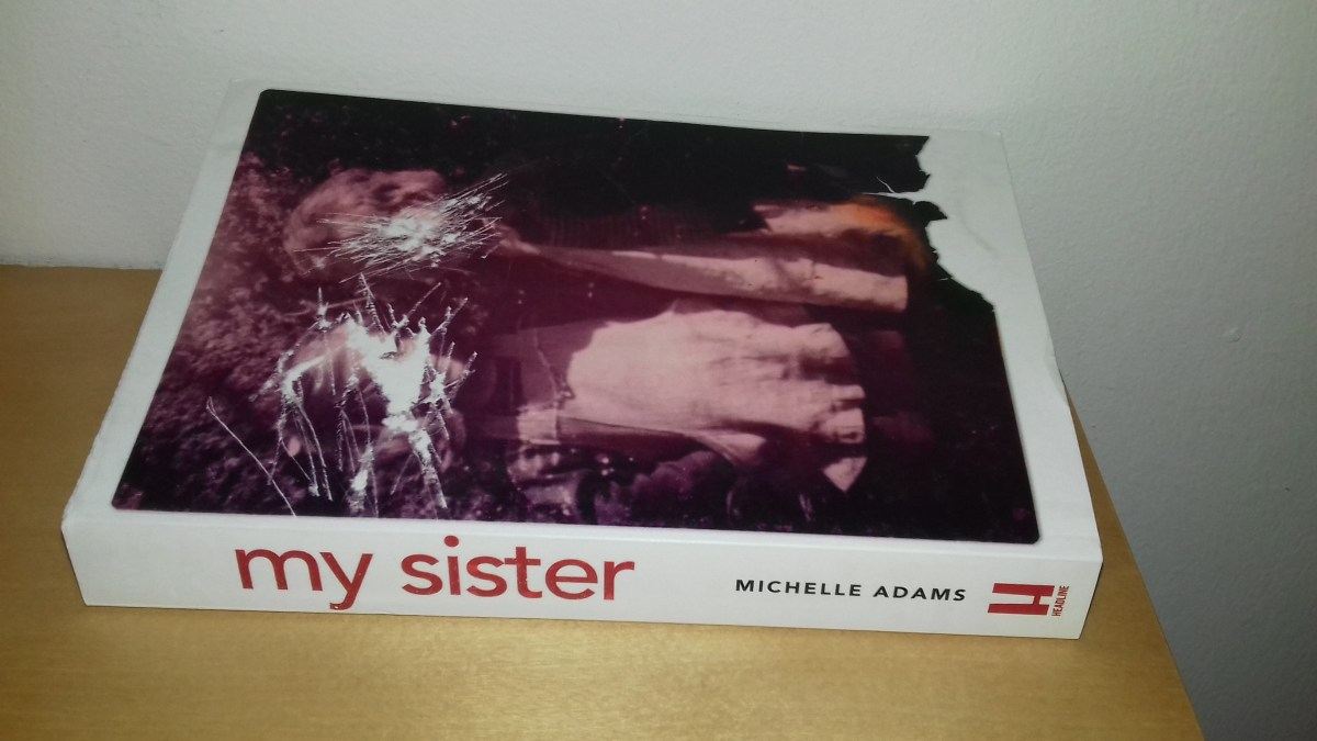 The Friday56 :Imagine my horror when I pulled this out of my postbox.#book @millieseaward #MySister #AltRead @MAdamswriter