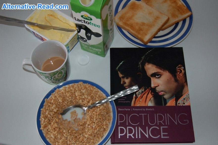 The Day I had Breakfast with Prince!