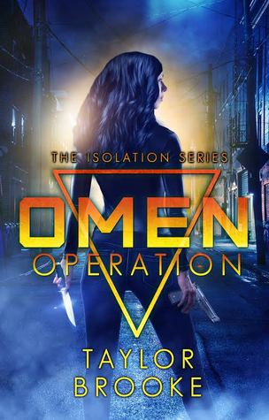 #Review: Omen Operation by Taylor Brooke #YoungAdult #Sci-Fi