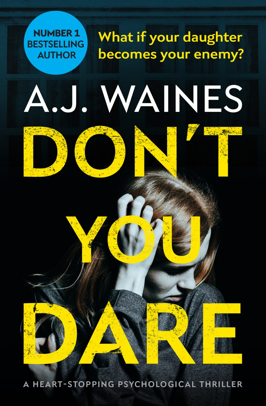 AJ Waines - Don_t You Dare_cover_high res