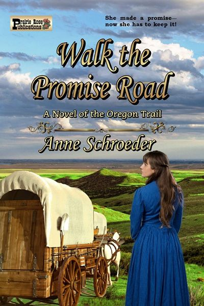 #TuesdayThoughts Walk the Promise Road by Anne Schroeder #Historical #Romance @anneschroeder2 #TeaserTuesday #TuesdayBookBlog #NewRelease on #AltRead